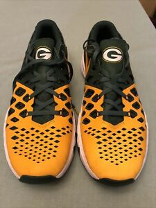 Nike Men's NFL Green Bay Packers Train Speed 4 AMP Limited Ed Shoes Size 11
