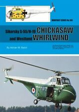 NEW Warpaint Series 106 Sikorsky S-55 / H-19 Chickasaw and Westland Whirlwind