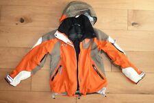 ROSSIGNOL AIRVANTAGE Inflatable GORE-TEX ski womens winter jacket orange size XS