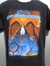 TSO TRANS-SIBERIAN ORCHESTRA WINTER TOUR 2008 black 2 sided concert T-SHIRT sz L