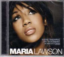 (BK23) Maria Lawson, Maria Lawson - 2006 sealed CD