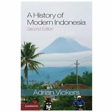 A History of Modern Indonesia (Paperback or Softback)