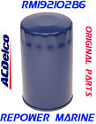 OEM AC Delco Oil Filter for 3.8L, 4.3L V6 Mercruiser, Volvo Penta, OMC, Indmar,