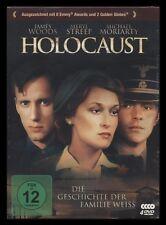 DVD HOLOCAUST - DIE GESCHICHTE DER FAMILIE WEISS - 4 DISC BOX SET - TV-SERIE NEU