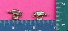 lead free pewter armadillo figurine #31