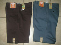 NWT MEN'S DOCKERS CLASSIC FIT D3 KHAKI FLAT FRONT 5-POCKET PANTS SELECT SIZE $58