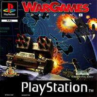 WarGames Defcon 1 Playstation 1 Game PS1 Used