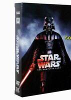 Star Wars: Complete Saga (DVD, 12-Disc Set)