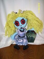 Living Dead Orchid Ragdoll Plush With Tag
