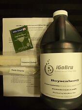 Winemaking Kit, 100% Fruit Concentrates Boysenberry Wine!