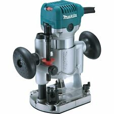 Makita RT0701CX7 1-1/4 HP 10,000-30,000 Rpm Variable Speed Compact Router Kit