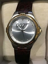 EXTREMELY RARE Persol commemorative James Bond 007 watch