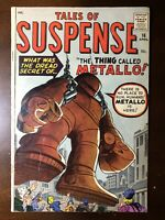 Tales of Suspense #16 (1961) - Metallo! Iron Man Prototype!
