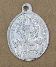 Rarità antico Amulet Pellegrini MEDAGLIA-MATKA boża kodeńska (aw72)