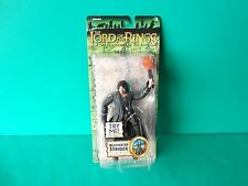 "LOTR Fellowship of the Ring Weathertop Strider w/Torch ""Demo Batteries Drained"""