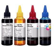 4 100ml INK & REFILL KITS FOR HP301 HP301XL HP 301 XL HP363 HP364 CARTRIDGES