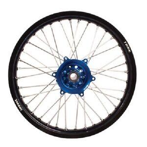 """Tusk Complete Rear Wheel 18"""" KAWASAKI KX125 KX250 KX250F KX450F rear rim"""
