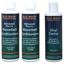 Blue Magic Wasserbett Conditioner Konditionierer 2x 236ml Vinyl-Pflege 1x 236ml
