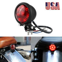 Motorcycle Red LED Rear Tail Brake taillight Stop Light Lamp For Harley Bobber