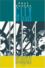 City Of Glass: The Graphic Novel (new York Trilogy): By Paul Auster