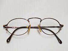 Vintage 90s Cazal 1105 sunglasses Point 2 frames glasses oval frame col 542