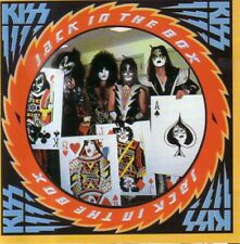 """KISS """" JACK IN THE BOX, CD """""""