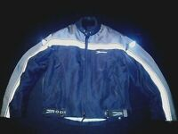 🔥Joe Rocket Ballistic Series Touring Motorcycle Jacket Padded Men's ~ Large🔥