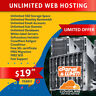 1 Year cPanel Unlimited SSD WEB HOSTING - Free SSL - Softaculous - Cloudlinux ✅