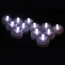 Round White LED Fish Bowls Balloon Light for Wedding Party Decorations Birthdays