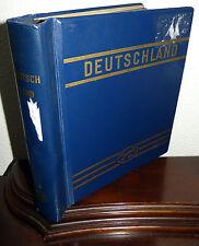 Sammlung Blöcke Bundesrepublik Deutschland Berlin Bund KABE Klemmbinder