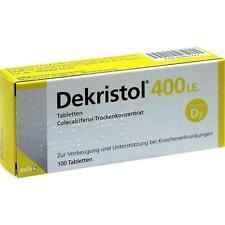 DEKRISTOL 400 I.E. Tabletten 100St 6883727