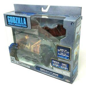Godzilla King Of The Monsters & Et Rodan Kings Collide Battle Pack Jakks 2019