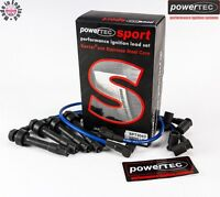 PowerTEC Sport 8mm Performance Ignition Leads BMW e30 M3 s14 2.3