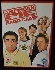 American Pie Presents Band Camp (DVD, 2012)  (D0001)