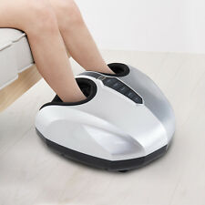 Foot Massager Kneading Machine Shiatsu Heat Rolling Air Compression Soothing