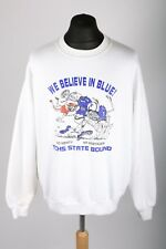 Vintage American Football Sweatshirt | Mens XL | Retro Sweat Sweater Jumper Top