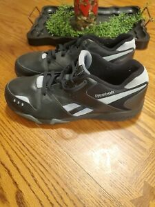 reebok shoes black ( size 12 )with ortholite #059503 912