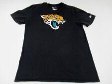 Nike - NFL Jaguares de Jacksonville Logo -Grande- Negro Camiseta T675