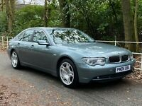 BMW 735i 2004 low mileage lots of options