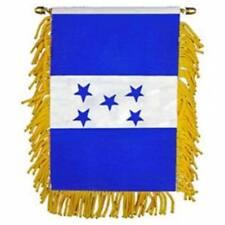 HONDURAS flag automobile rearview mirror or window flag car Home HONDURAS pride