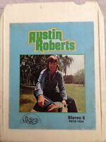 AUSTIN ROBERTS   Self Titled   8 track tape 1972 Chelsea Original