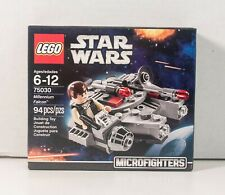 LEGO Star Wars MILLENNIUM FALCON 75030 Han Solo MICROFIGHTERS Retired SEALED New