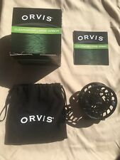 Orvis Clear Water Large Arbor Fly IV Reel, 7-9wt. Lines,