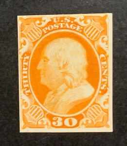 TDStamps: US Stamps Scott#46P4 Unused NH NG Proof