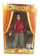 Nsync Jc Chasez collectible marionette Living Toys 2000