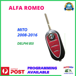 ALFA ROMEO MITO KEY REMOTE FULL 2008-2016
