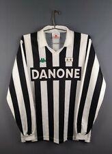 4/5 Juventus jersey Large 1993 1994 long sleeve shirt soccer football Kappa ig93