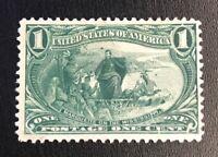 US Scott #285 NH NG Stamp Cat $70