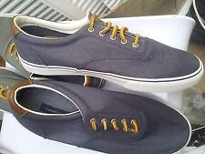 Tommy Hilfiger Trainers Size:8.5 - Authentic (Colours - Dark Gray OR Blue)