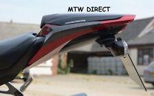 R&G TAIL SLIDERS CARBON FIBRE for Honda CBR1000RR Fireblade (2008)